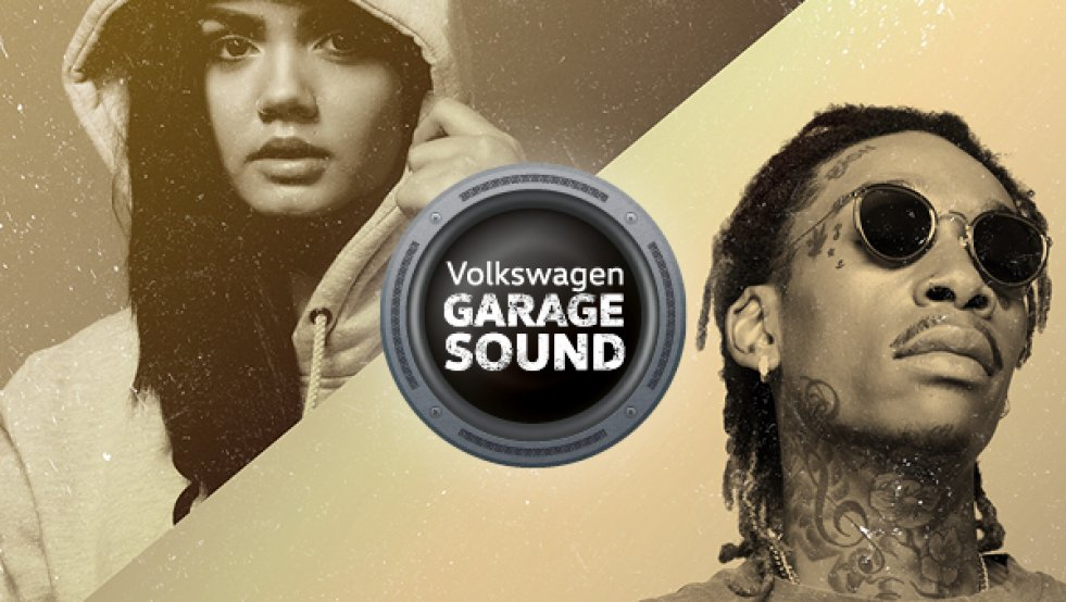 On March 5th, Hip Hop star Wiz Khalifa excited his fans at Batiment des forces in Geneva during the Volkswagen Garage Sound concert. Nitro Booking was in charge of the organization of the whole event including technical production, artist support, branding, etc..
