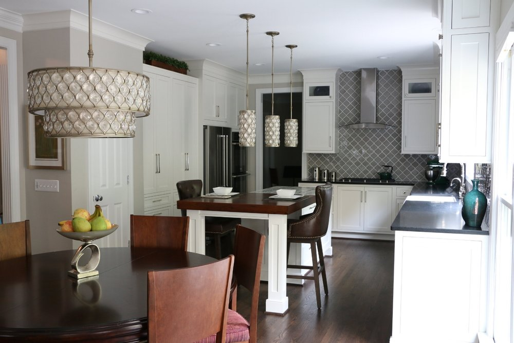 Lake Jeanette Remodel  |  Dream Kitchen Builders