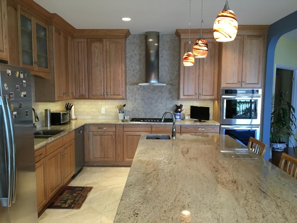 Lexington Lake Front Living  |  Dream Kitchen Builders