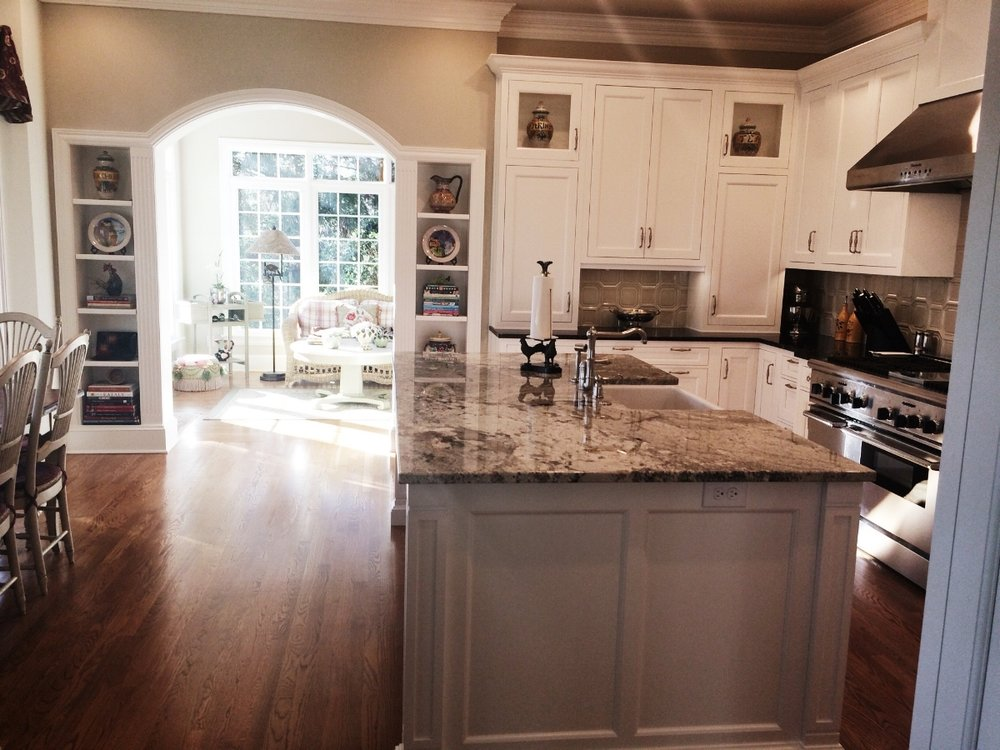 Grandover Remodel  |  Dream Kitchen Builders