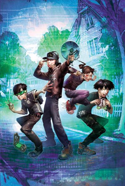 Spy Gear Adventures by Rick Barba