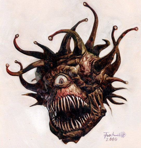 Beholder, Forgotten Realms Monster Manual, Dungeons & Dragons