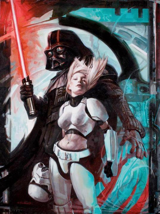 Femtrooper, Lucas Films