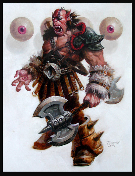 Yras Clave, Forgotten Realms Monster Manual, Dungeons & Dragons