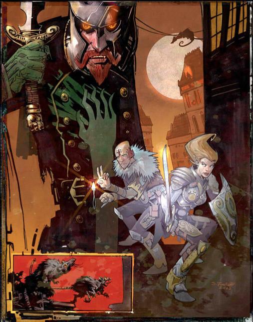 Eberron, Dungeons & Dragons