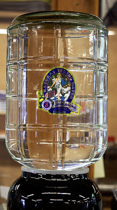 Simpson Spring Glass Water Jug.png