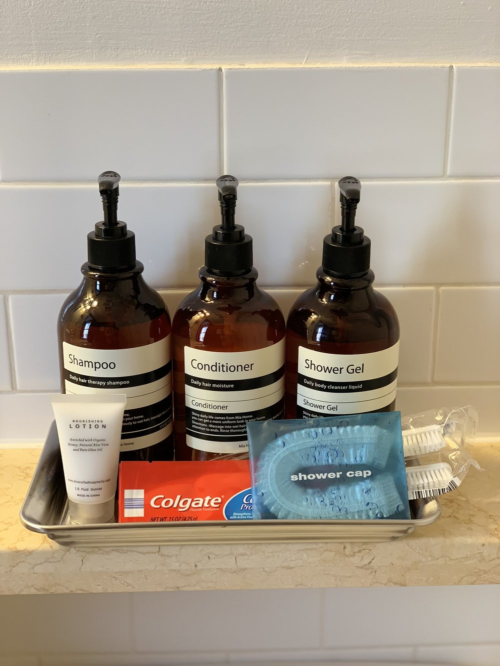 Everything you need in the Bathroom