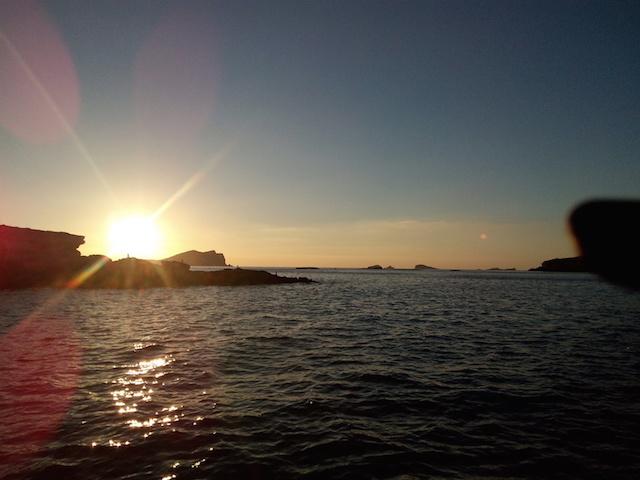 ibiza-daysailing sunsets