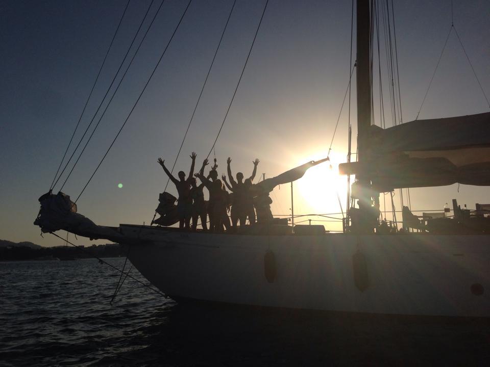 ibiza-daysailing sail and bass