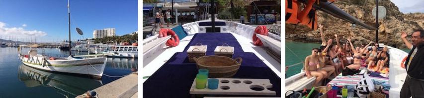 ibiza day sailing