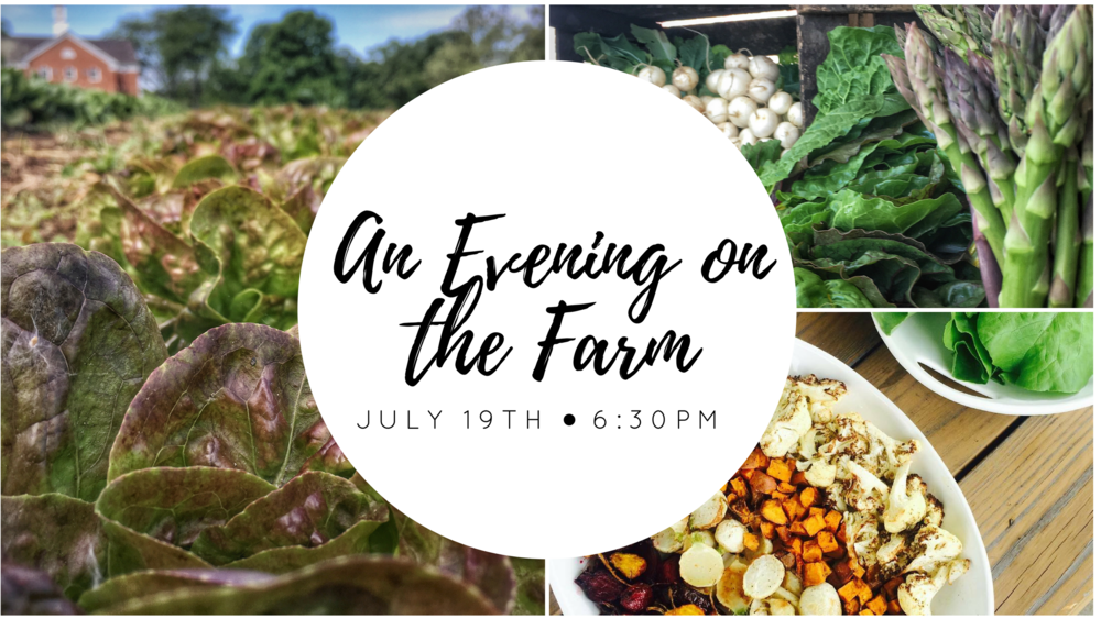 Farm to Table Event for CSA Program