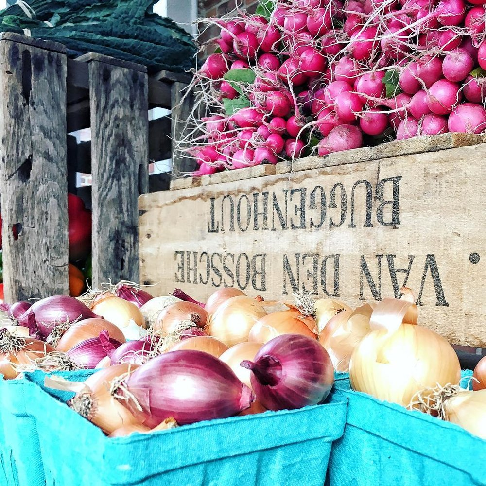 Organic Farmer's market Columbus