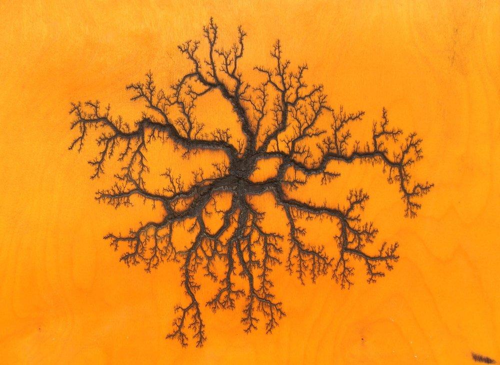 Orange / Yellow Works