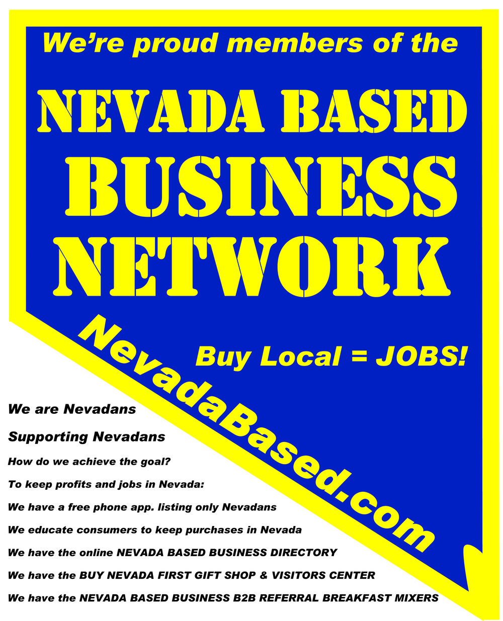 Nevada Based Business Network