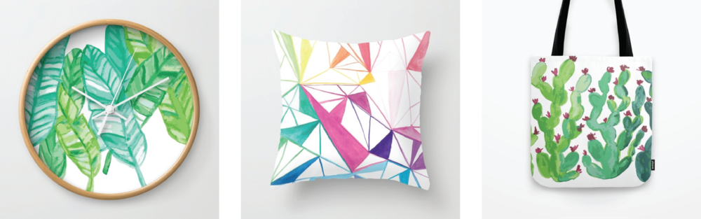 Now find escopaperco art on a variety of products on society6! -