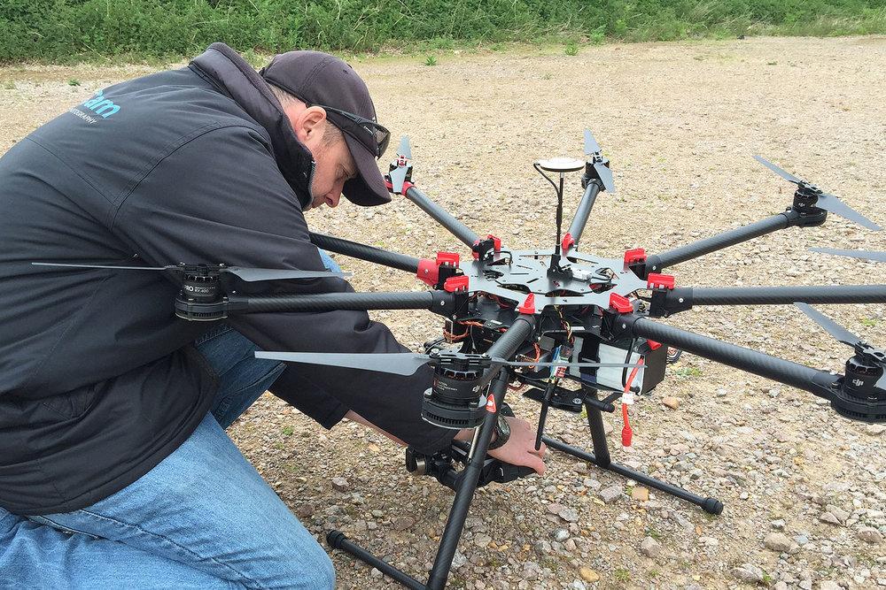 build-drone-UAV