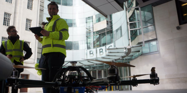 Corporate drone courses and consultancy