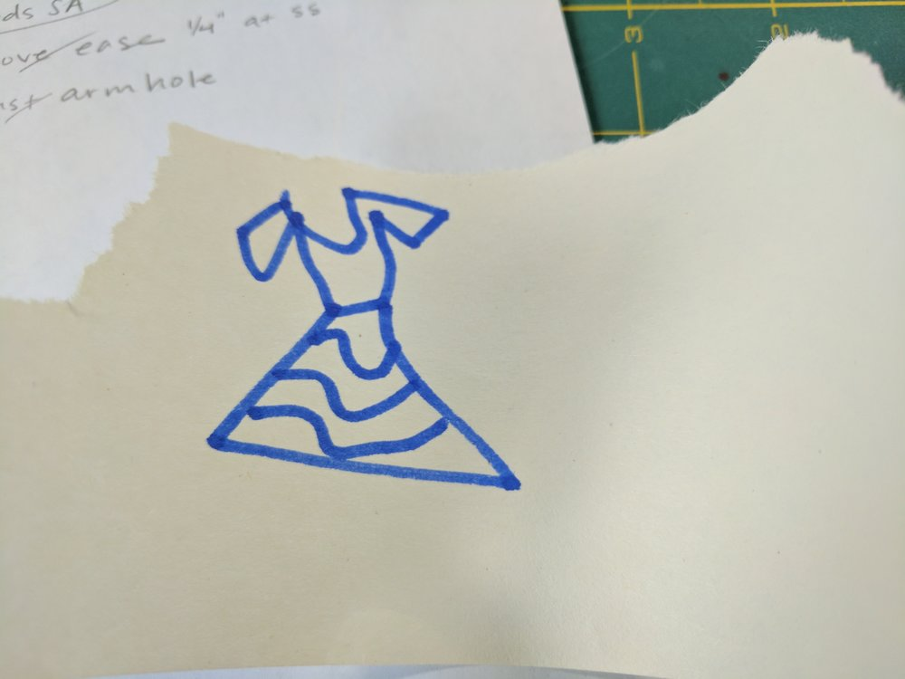 Vi's Sketch