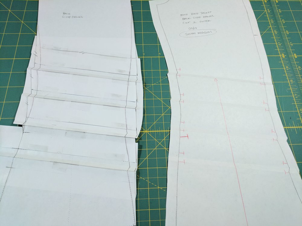 more bodice shaping