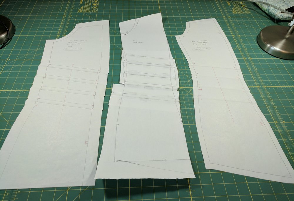 bodice shaping geebettydesigns