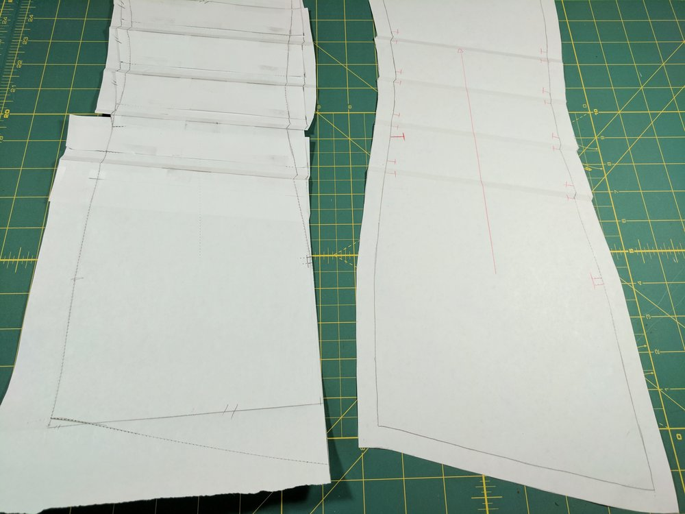 gee betty bodice shaping