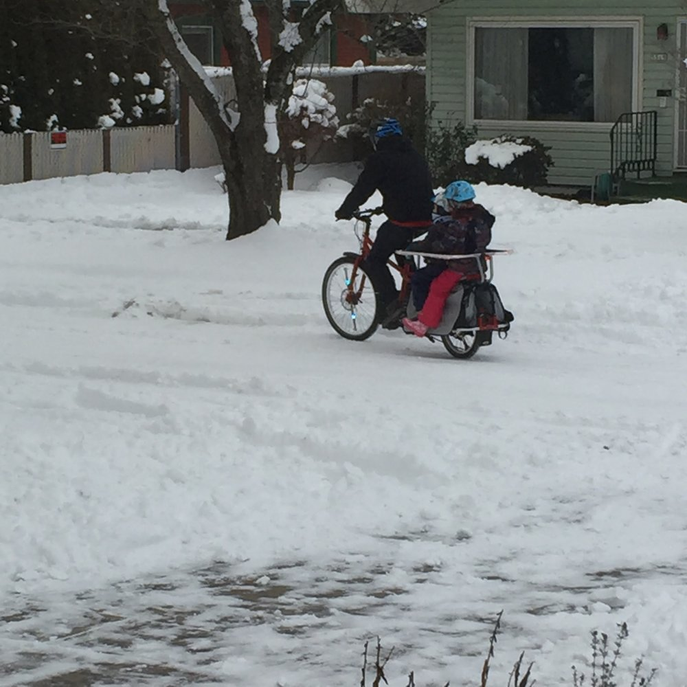 gee betty snow biking
