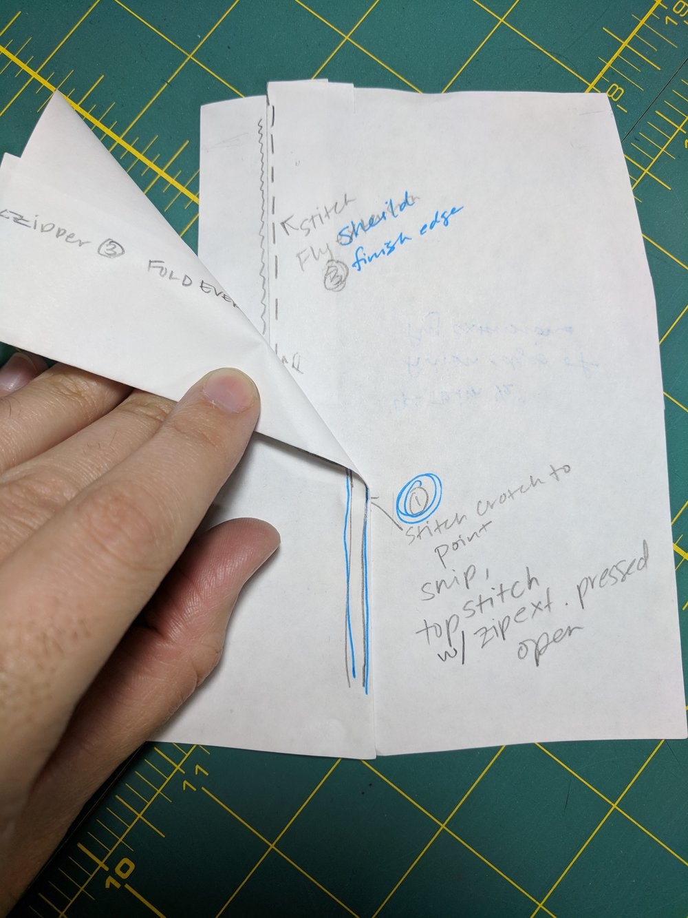 zipper fly tutorial gee betty