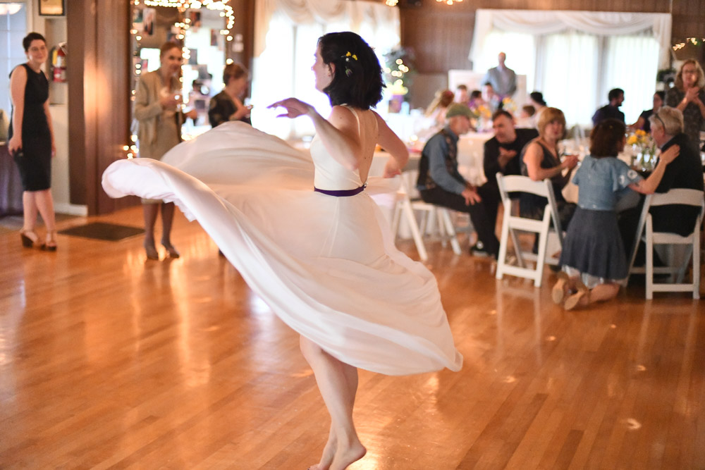 cloud wedding dress silk bridal