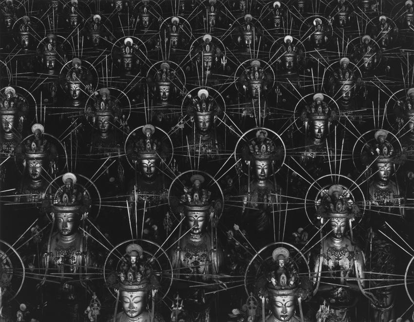 Sea of Buddhas 002, 1995