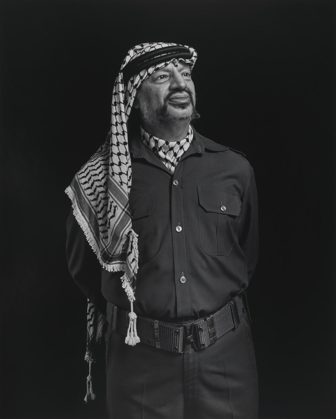 Yasser Arafat, 1999