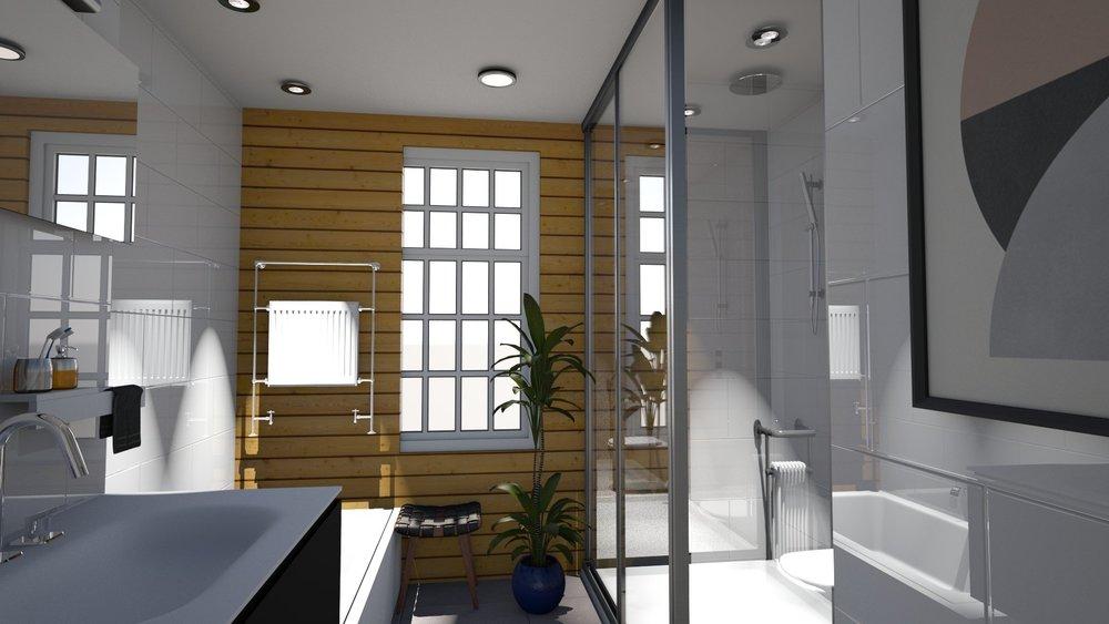 Design an Escape, Not To Escape