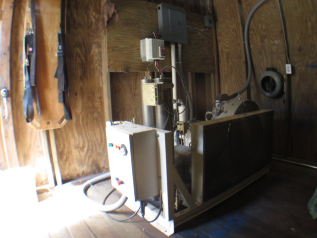 a bauer K15 dive compressor at coconut tree divers facility