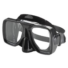 Black caicos mask