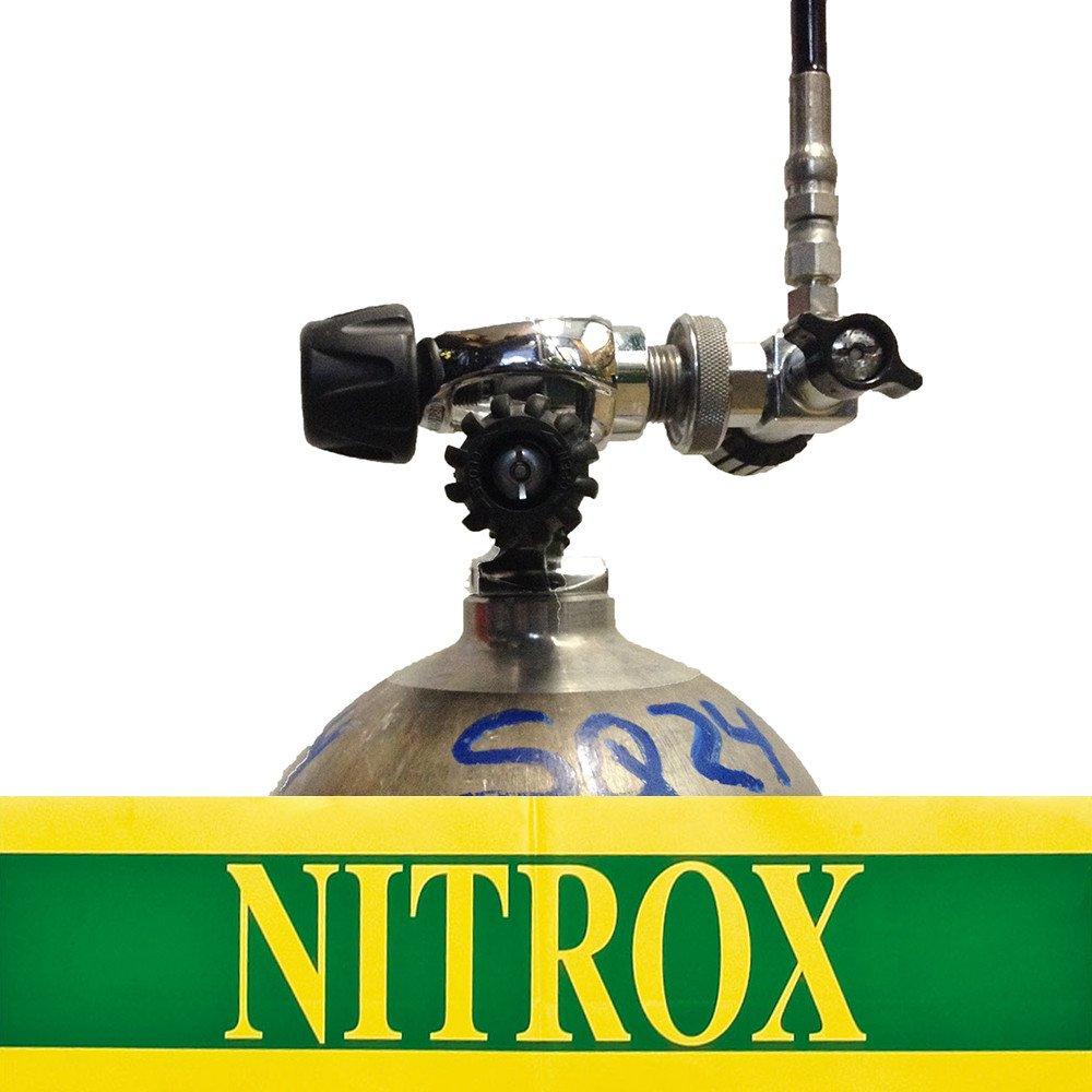 Eanx32 jusqu'à100% Oxygen.