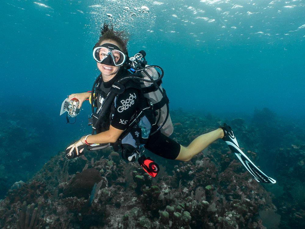 ☼ Read about Roatans wacky dive crew ☼ — Coconut Tree Divers ...