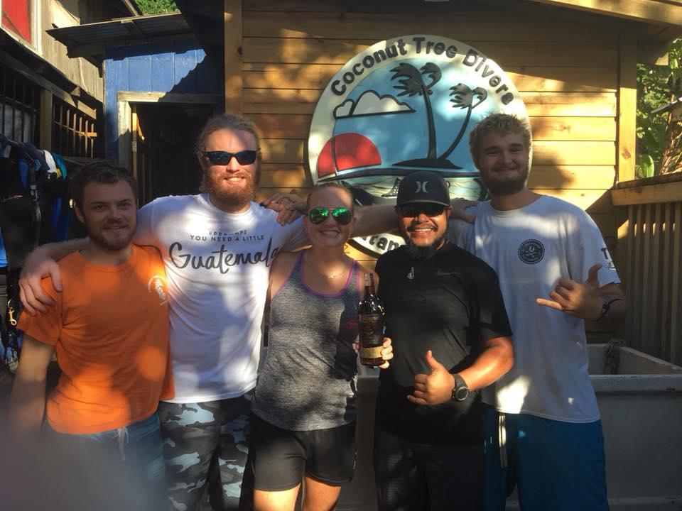 The Zacapa Crew!