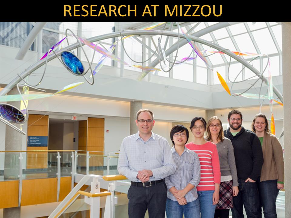 Research at Mizzou