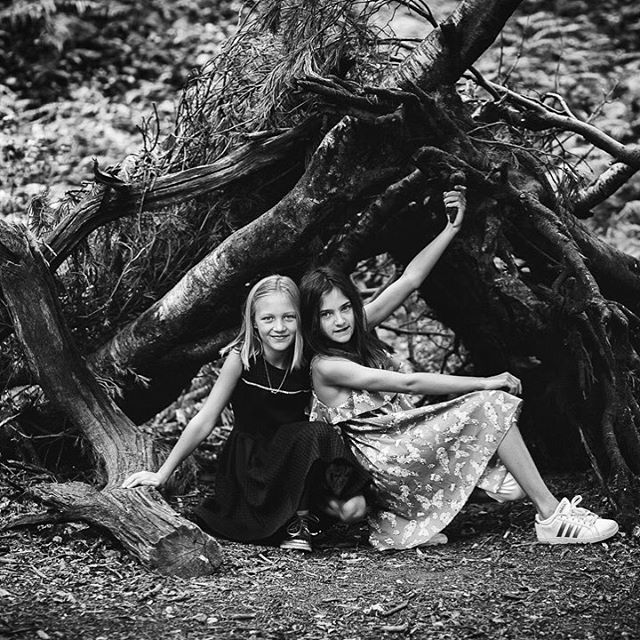 I love how my nieces and daughter dress up for country walks. Their woodland adventures and imagination come alive - and why not, be a bit fancy. ;) . . . #themonochromaticlens #finding_wonder #letsgetlost #letthekids #clickinmoms #childhoodunplugged #bnw_captures #bnw_mood #thebloomforum #beyondthewanderlust #thehonestlens #hellostoryteller #thesincerestoryteller #themindfulapproach #childofig #documentyourdays #loveourbigkids #magicofchildhood #adventuresofchildren #flashesofdelight #sweetlifeunscripted #aportraitcollective