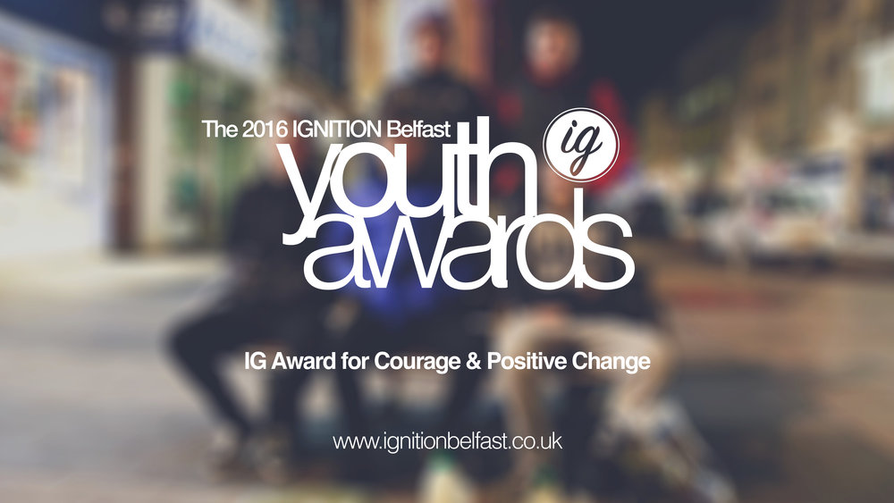 IG Award for Courage & Positive Change