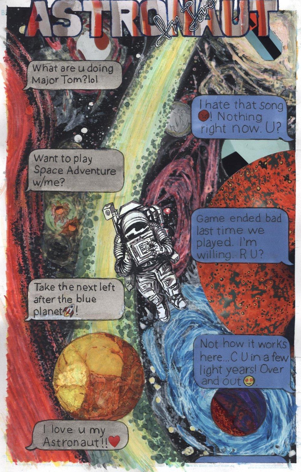 Astronaut In Love, Thirteen
