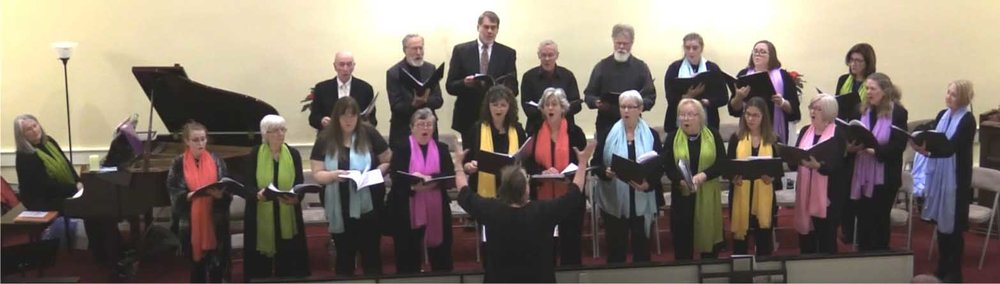 Peace Choir New Year's Eve Vesper 2017
