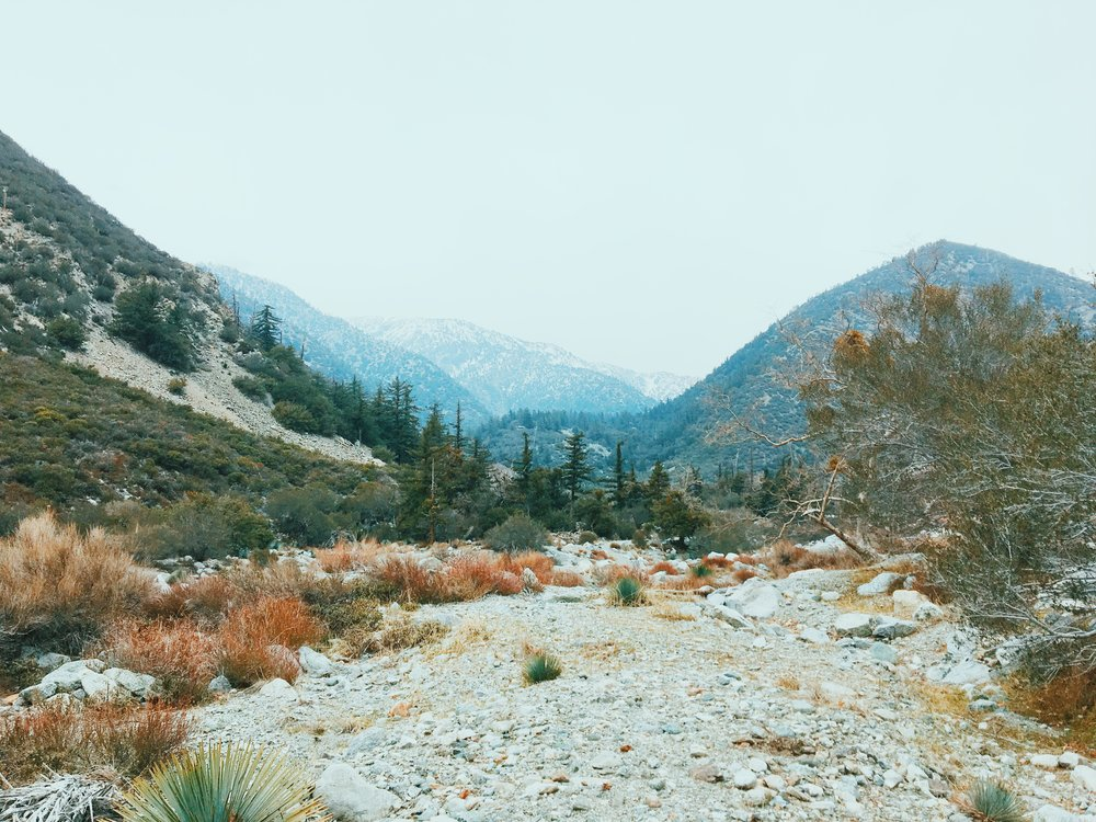Mt. Baldy, California