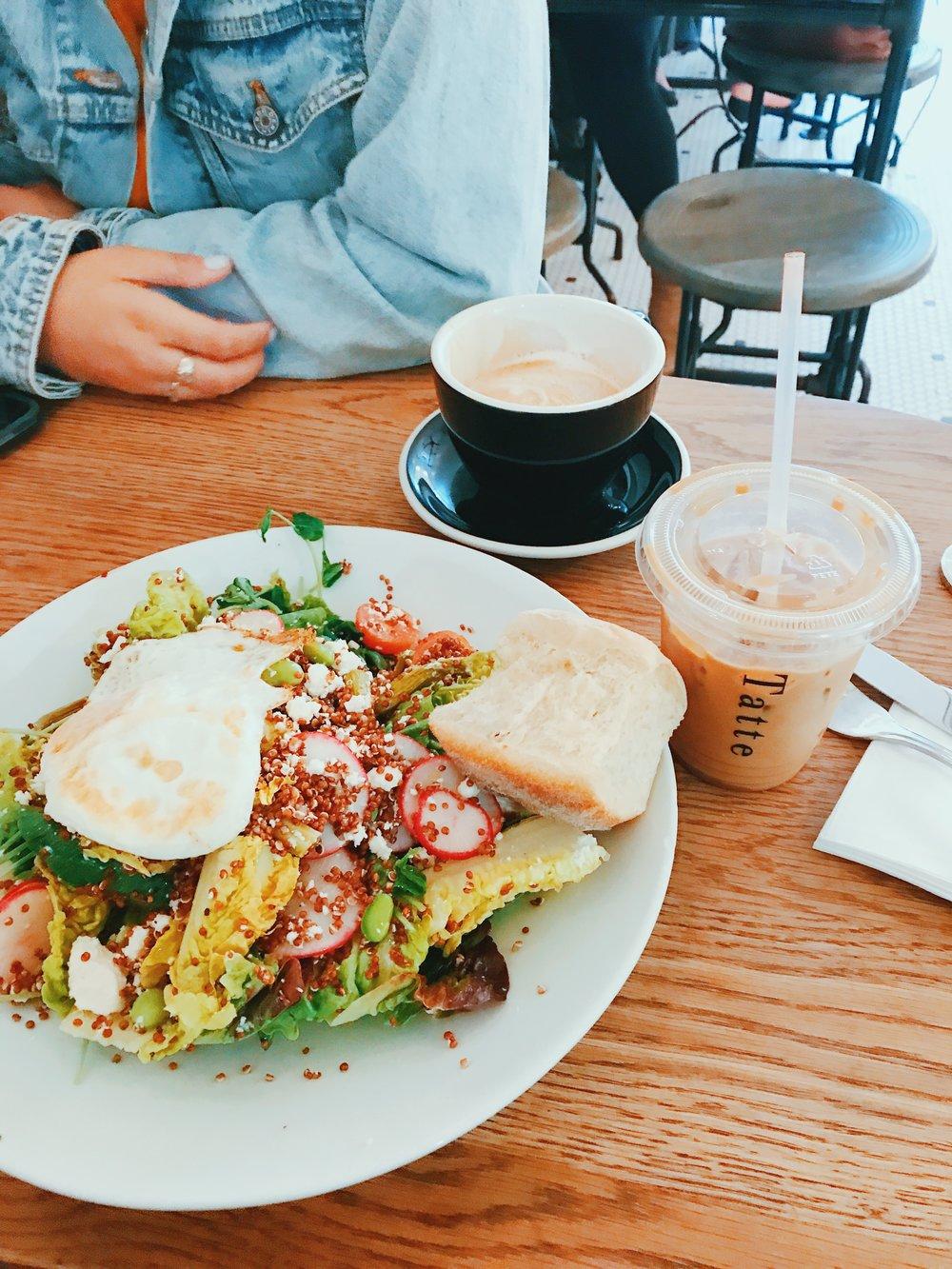 Tatte Bakery & Cafe Quinoa Veggie Bowl