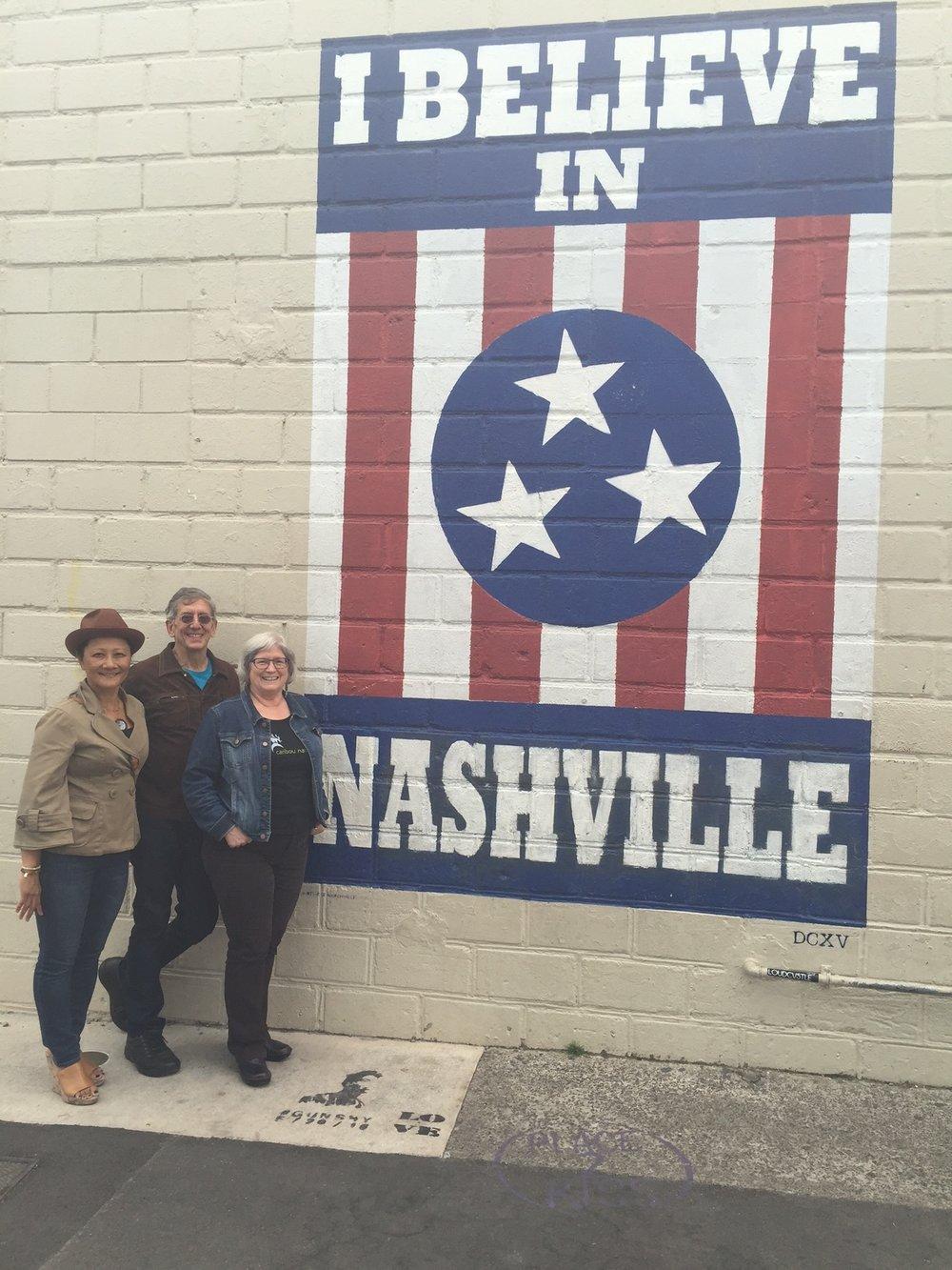 1221 Team: Menie Bell, Martha Burton & Joel Solomon