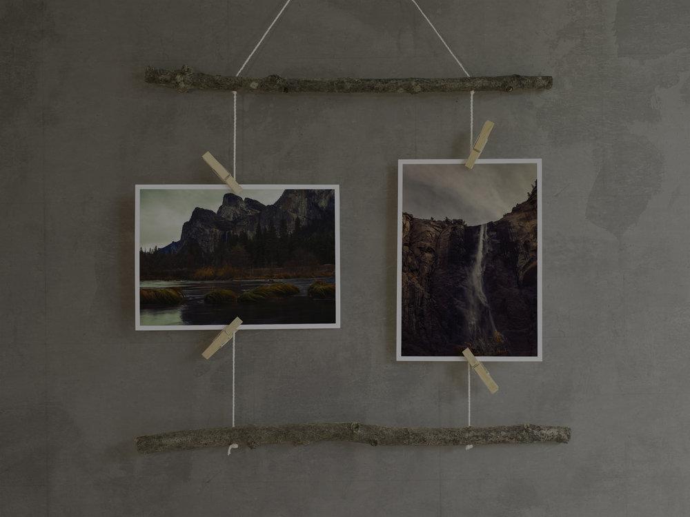 yosemite - collector prints
