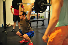 Photo courtesy of CrossFit