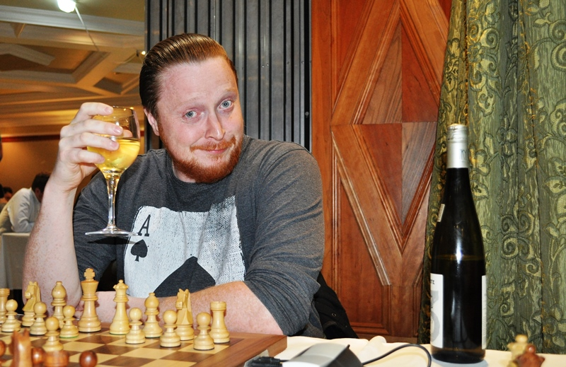 Photo courtesy of  Hammersmith Chess Club  Webpage.
