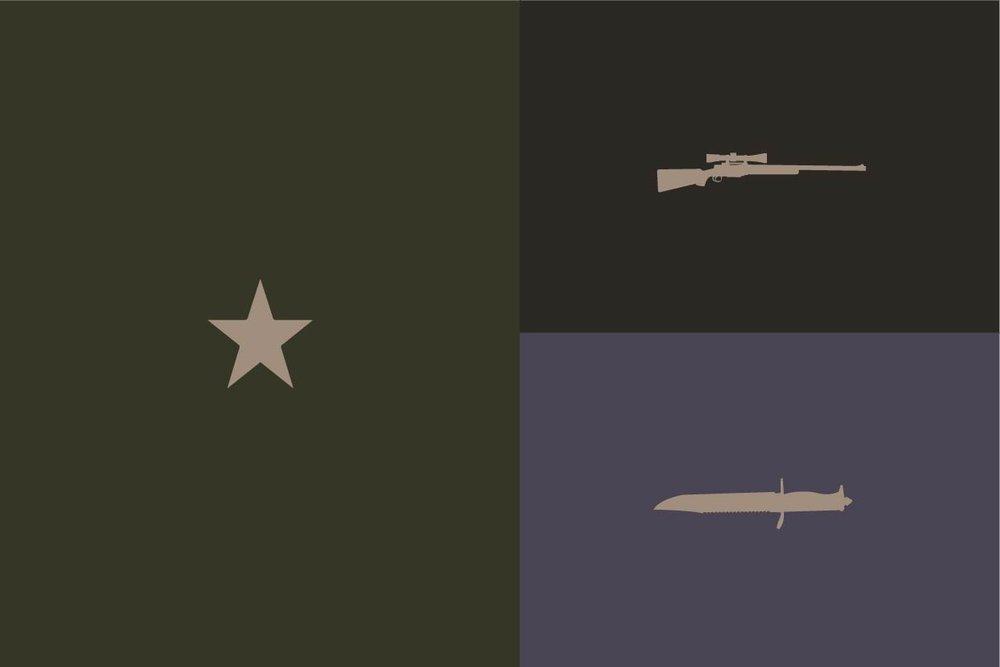 South Coast Arms - Aesthetic Creative Co. Portfolio