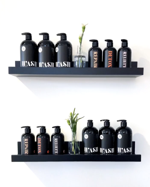PACKAGING - Beauty ProductsMany attributes reflect how a brand is portrayed - the business name, logo, products sold, packaging, business card, quality, plus how you communicate and connect with your clients through every detail.