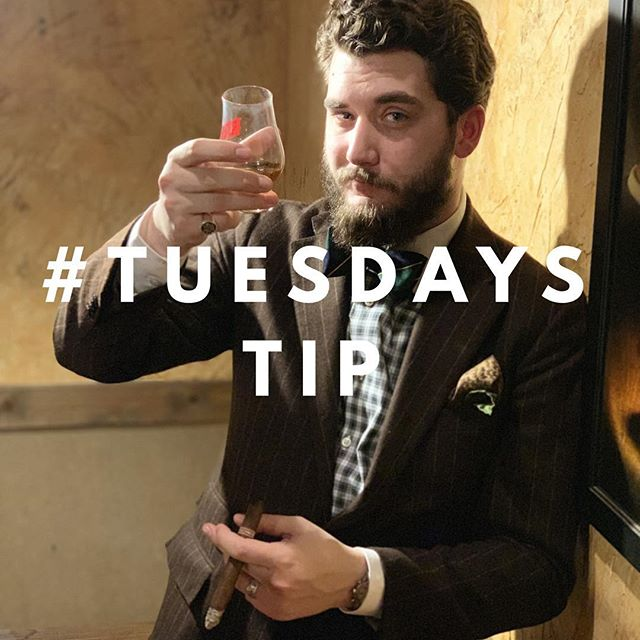 #TuesdaysTip Follow @gentlemansavenue for a great sense of style, good whiskey, and plenty of wisdom. -- You definitely won't be disappointed.